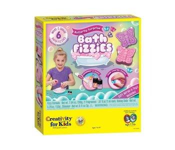 Creativity Craft Butterfly Surprise Bath Fizzes