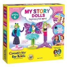 Creativity for Kids Creativity Craft My Story Dolls