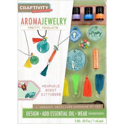 Creativity for Kids Craftivity  Aroma Jewelry Pretty Pendants