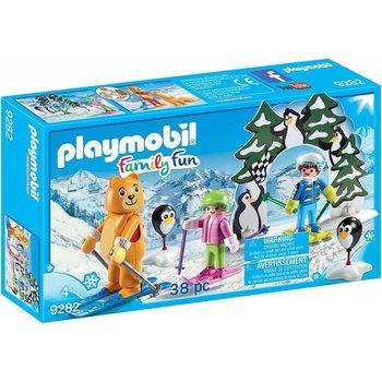 Playmobil Winter Sports Ski Lesson