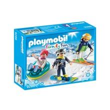 Playmobil Playmobil Winter Sports Witner Sports Trio