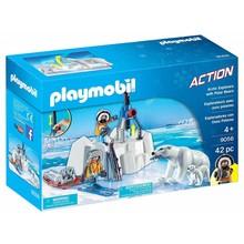 Playmobil Playmobil Arctic Expedition Explorers with Polar Beardiscs