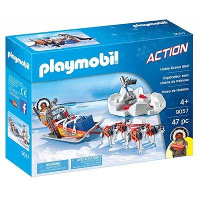 Playmobil Playmobil Arctic Expedtion Husky-Drawn Sled disc