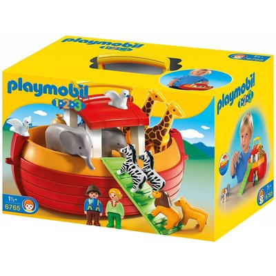 Playmobil Playmobil 123 My Take Along Noah's Ark