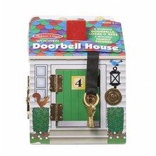 Melissa & Doug Melissa & Doug Play Set Doorbell House