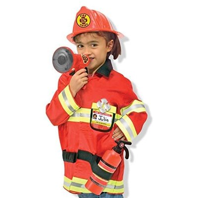 Melissa & Doug Melissa & Doug Role Play Fire Chief