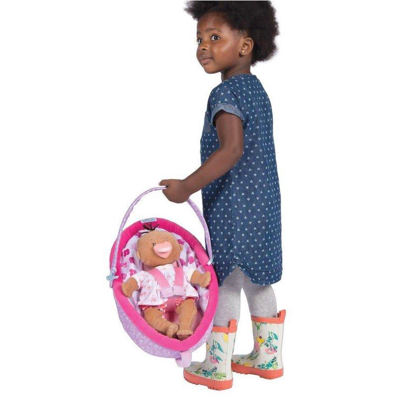 Baby Stella Doll Baby Stella Cute Comfort Car Seat