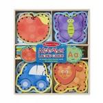 Melissa & Doug Melissa & Doug Lacing Cards Alphabet