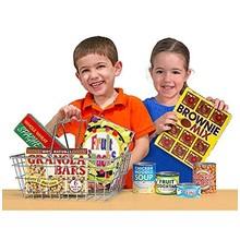 Melissa & Doug Melissa & Doug Play Set Grocery Basket