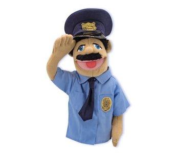Melissa & Doug Puppet Police Officer