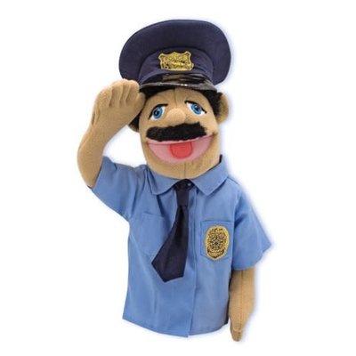 Melissa & Doug Melissa & Doug Puppet Police Officer