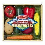 Melissa & Doug Play Food Vegetables