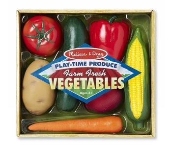 Melissa & Doug Play Food Vegetables