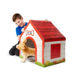 Melissa & Doug Melissa & Doug Indoor Playset - Dog House