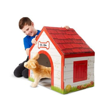 Melissa & Doug Indoor Playset - Dog House