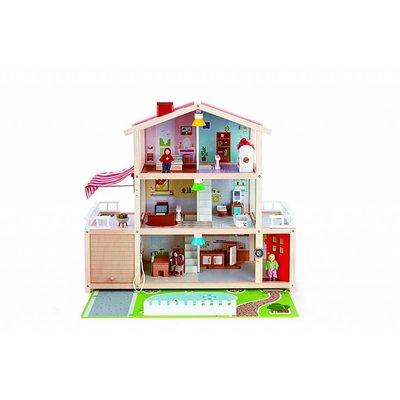 Hape Toys Hape Doll House Family Mansion