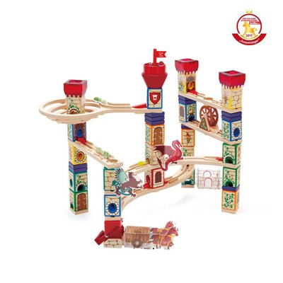 Quadrilla Marble Runs Quadrilla Marble Run Medieval Quest