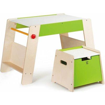 Hape Toys Hape Play Station & Stool Set
