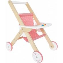 Hape Toys Hape Doll Furniture Wood Stroller