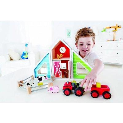 Hape Toys Hape Barn Play