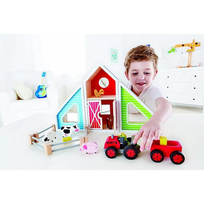 Hape Toys Hape Barn Play