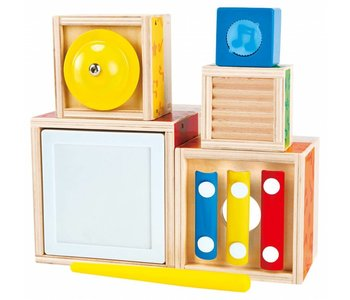 Hape Early Melodies Stacking Music Set