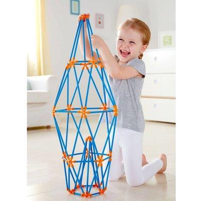 Hape Toys Hape Flexistix Multi-Tower Kit