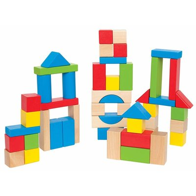 Hape Toys Hape Wood Maple Blocks