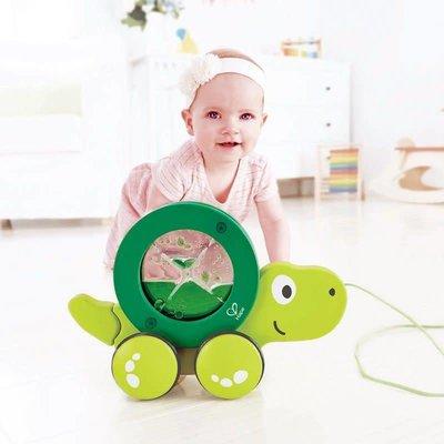 Hape Toys Hape Pull Along: Tito Turtle