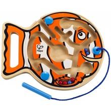 Hape Toys Hape Magnetic Maze - Go-Fish-Go