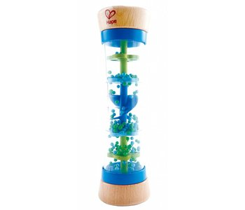 Hape Early Melodies Beaded Raindrops Blue
