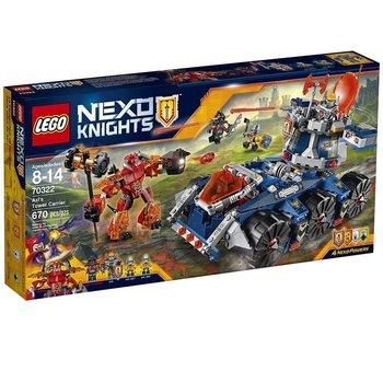 Lego Nexo Axls Tower Carrier