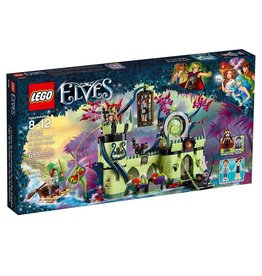 Lego Lego Elves Breakout From Goblin King's Fortress