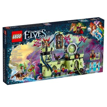 Lego Elves Breakout From Goblin King's Fortress