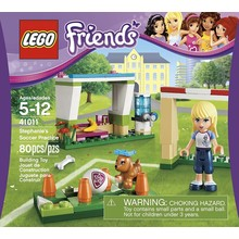 Lego Lego Friends Stephanie's Soccer Practice