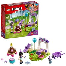 Lego Lego Juniors Friends Emma's Pet Party