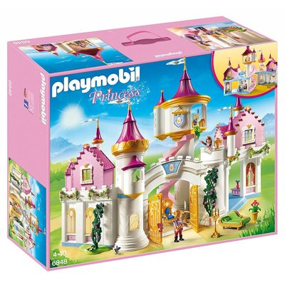 Playmobil Playmobil Princess Grand Castle disc