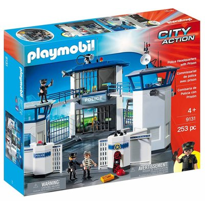 Playmobil Playmobil Police Headquarters with Prison