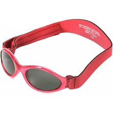 Baby Banz Baby Banz Sun Glasses 0-2yr Red