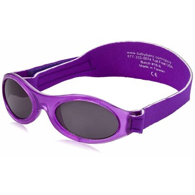 Baby Banz Baby Banz Sun Glasses 0-2yr Purple
