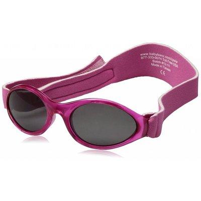 Baby Banz Baby Banz Sun Glasses 0-2yr Pink