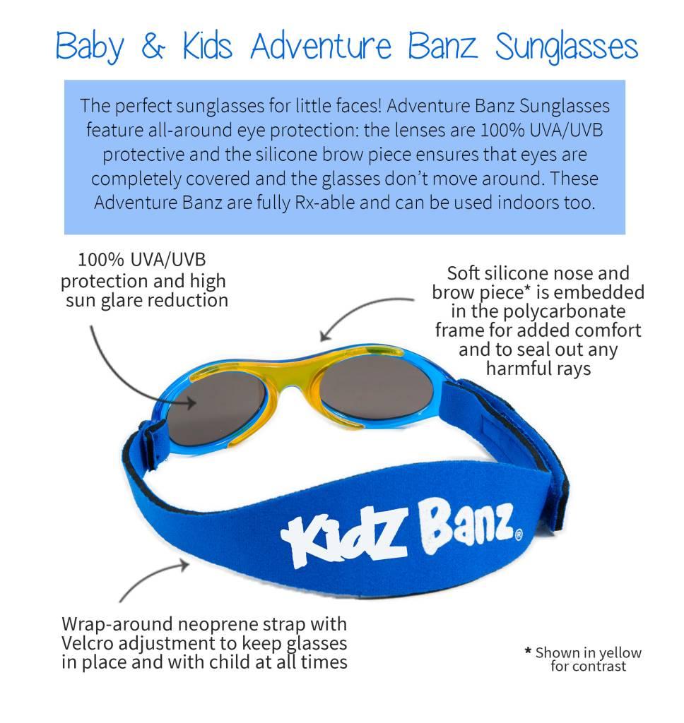 b97e0df15726 Kids Adventure Banz Sun Glasses 2-5 yrs Pink - Minds Alive! Toys ...