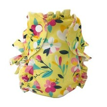 AppleCheeks Apple Cheeks Swim Diaper Size 1 Bloom