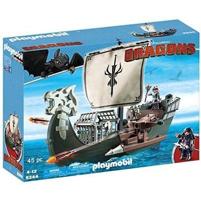 Playmobil Playmobil Dragons: Drago's Ship disc