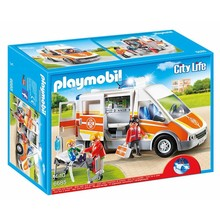 Playmobil Playmobil Ambulance with Lights & Sounds