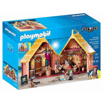 Playmobil Playmobil Take Along Pirate Stronghold