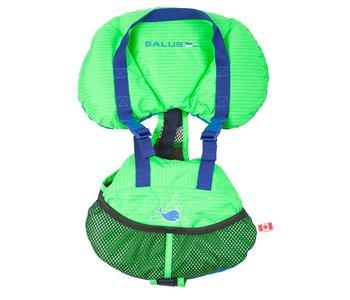 Salus Bijoux Baby Vest Lime 9lb-25lb