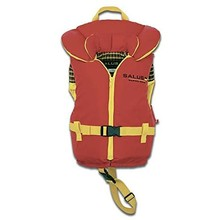 Salus Marine Salus Life Vest Nimbus Child Red 30-60lb