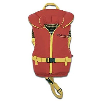 Salus Marine Life Vest Nimbus Child Red 30-60lb