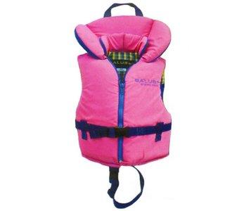 Salus Life Vest Nimbus Infant Pink 20-30lb